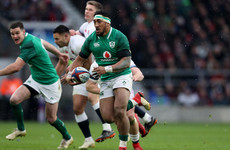 Bundee Aki pulls out of Baa-Baas squad as a precaution after ankle injury