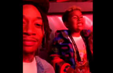 Wiz Khalifa took his son to a Taylor Swift concert where they had the best time ever... It's the Dredge