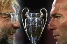 Zidane warns Liverpool: 'Real Madrid as hungry as ever to win Champions League'