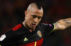 Nainggolan labels himself 'the only top player who missed two consecutive World Cups'
