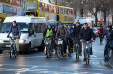 More than half of all Dublin commuters now use public transport to get to work