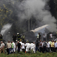 One of three women who survived Cuban plane crash dies