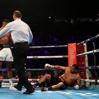 18 months after positive test following Joshua fight, Molina hit with two-year ban by UKAD