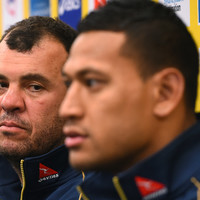 Despite anti-gay posts, Folau 'not a distraction' ahead of Ireland series - Cheika