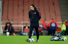 Arsenal announce ex-PSG boss Emery as their new head coach
