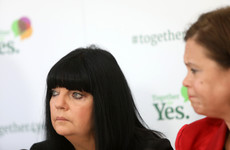 'Please come home Mam, I'm in agony': Parents of women who had crisis pregnancies urge Yes vote