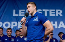 'I'd like to think that I have a lot more to give' - Leinster's Larmour looking up