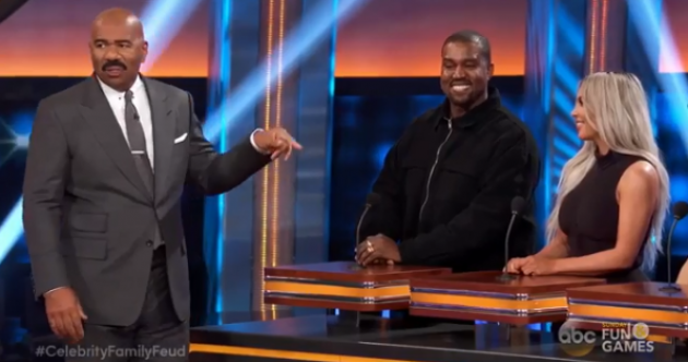 Kris Jenner's shared a sneak peak of the Kardashians' episode of Celebrity Family Feud... it's The Dredge