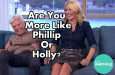 Are You More Like Phillip Or Holly?