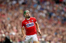 Cork's Alan Cadogan ruled out for rest of the season - reports