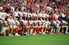 'It's typical of the NFL. They're trying to use the anthem as fake patriotism nationalism, scaring people'