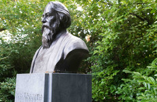 Double Take: The bronze bust celebrating a 19th-century Bengali poet in Stephen's Green