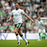 Cork's Alan Browne in the form of his life and eager to bring goals to the Ireland team