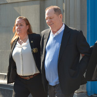 Harvey Weinstein posts $1 million bail as he's charged with rape and sex offences
