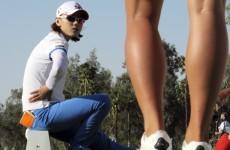 Sjodin's challenge puts Tseng under pressure
