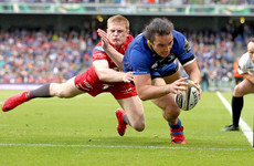 As it happened: Leinster v Scarlets, Pro14 final