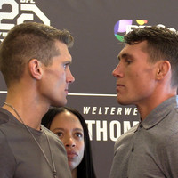 Darren Till misses weight for UFC Liverpool main event with Stephen Thompson