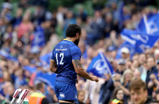 Nacewa's farewell ends early as Leinster captain limps out of Pro14 final