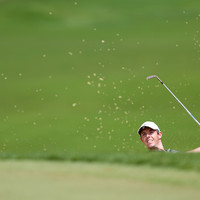McIlroy finishes strong to share lead ahead of final day at Wentworth