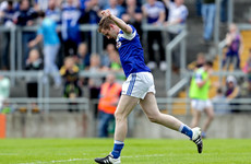 Kingston hits hat-trick to give Laois safe passage to Leinster semi-final
