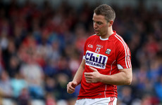 Good news for Cork forward O'Neill as he avoids knee ligament damage