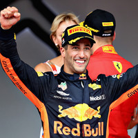 Ricciardo sees off Sebastian Vettel to end Monaco hoodoo despite mechanical issue