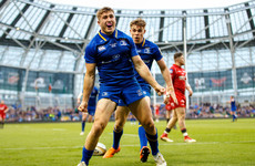 Watch: Larmour's pick up a lá Campese and the rest of the Pro14 final highlights