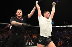 Till gives home crowd something to cheer about with controversial win at UFC Liverpool