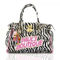 What happened in the noughties that made people become obsessed with Paul's Boutique bags?