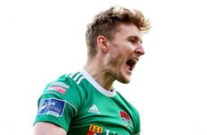 'Yes, I meant it' - Cork City's Sadlier insists 100-yard wondergoal was no fluke