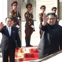 Summit back on? Kim Jong Un's right-hand man is heading for New York