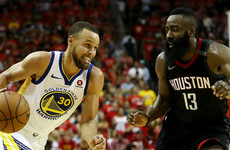 Warriors to face LeBron's Cavs in NBA Finals after taking down Rockets