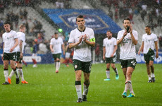 Coleman laments 'sloppy' Irish performance by the Seine