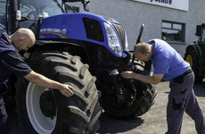 'First of its kind' tractor-testing course launched