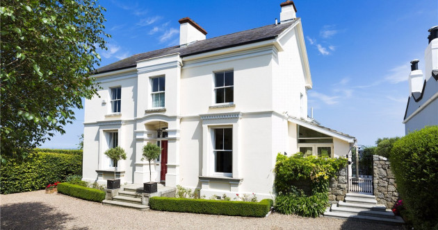 Rub shoulders with the stars in this southside Victorian villa for €3.2m