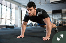 Looking for the ultimate upper body home workout? Try these  4 push-up exercises