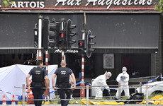 Liege attack: Two police officers and bystander shot dead by gunman with Islamist links