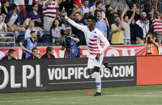 George Weah's son on target as USA warm up for Ireland game with convincing win