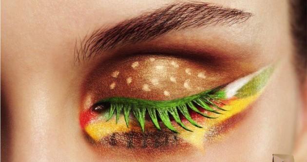 New Burger King ad makes eyes at beauty burgers