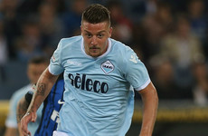 Linked with Man United, Lazio have 'yet to receive an offer' for star midfielder