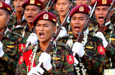 Myanmar is 'failing to end recruitment of child soldiers'