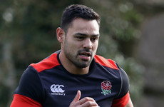 Ben Te'o ruled out through injury as England make three changes for South Africa tour