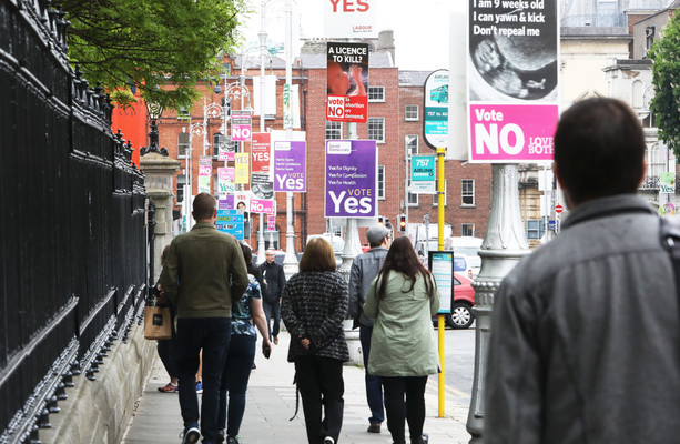 More than 150 complaints about 'graphic' and 'false' referendum posters sent to Dublin City Council