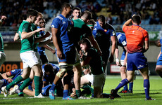 Three quick-fire French tries keep Ireland from upsetting hosts in U20 World Championship opener