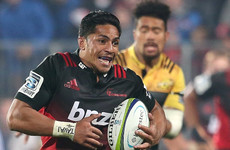 Crusaders star could still feature against Ireland despite Wallabies omission