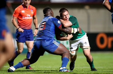 Highlights: France come from 12 points down to beat Ireland at U20 World Championship