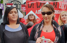 Police in Belfast seize abortion pills and robots from campaigners