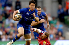 Joey Carbery confirms he is leaving Leinster to join Munster next season