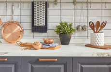 Here's how to make the most of space in a tiny kitchen, according to an interior designer