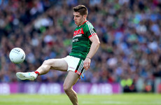 'Thank God there was a lot of gas around so it eased the pain a bit' - shoulder fixed and set for season with Mayo